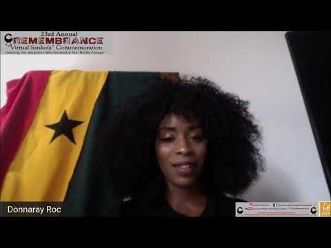 ROC FACTORY Donna Ray Osei Chandler #VirtualSankofa