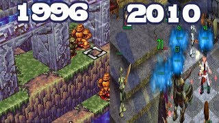 Graphical Evolution of Vandal Hearts (1996-2010)