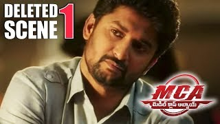 MCA - Middle Class Abbayi - Deleted Scene 1 - Nani, Sai Pallavi