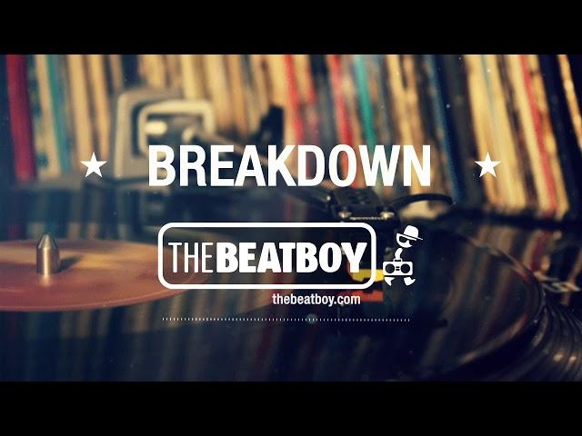 🔶BREAKDOWN🔶 - Hip hop Rap Classic 90´s Beat Instrumental (Prod: THEBEATBOY)