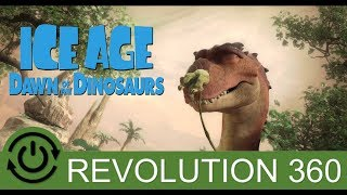 Ice Age 3: Dawn of the Dinosaurs Introductory Gameplay Xbox 360