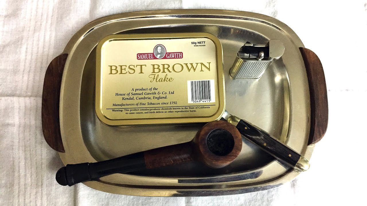 Pipe Tobacco Review: Samuel Gawith