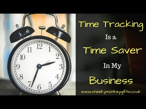 Time Tracking Is a Time Saver in My Business!
