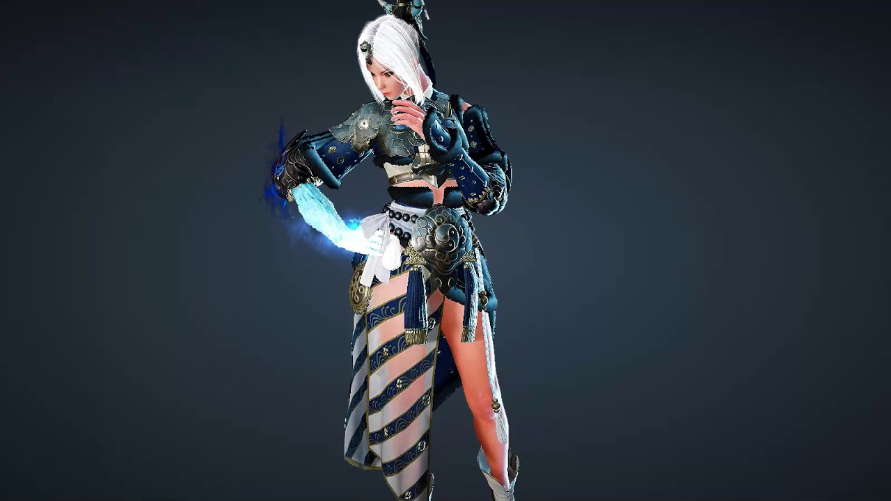Maehwa Order Of The Apricot Weapon & Outfit Premium Set