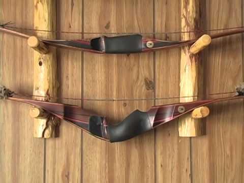 how to fix a warped bow limb
