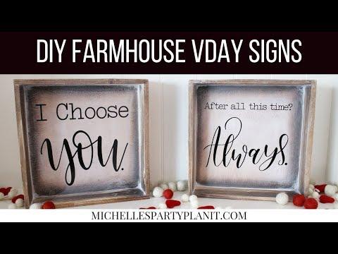 diy-farmhouse-signs---valentine's-day-home-decor-with-cricut