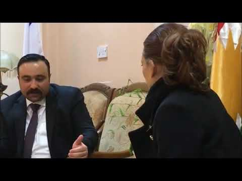 Assyrian christians support independent Kurdistan