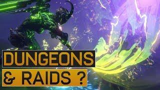 Warframe: Raids & Dungeons in 2019?