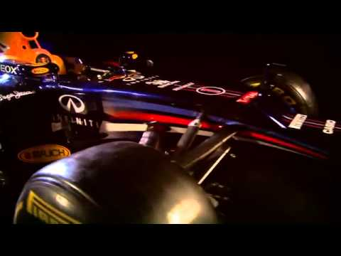 Red Bull presenta su nuevo RB8