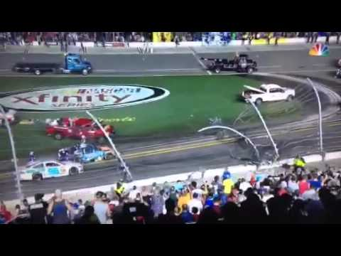 Coke Zero 400 @Daytona Race Track Including Dale Earnhardt Jr.'s Big Win and More. Also The Results