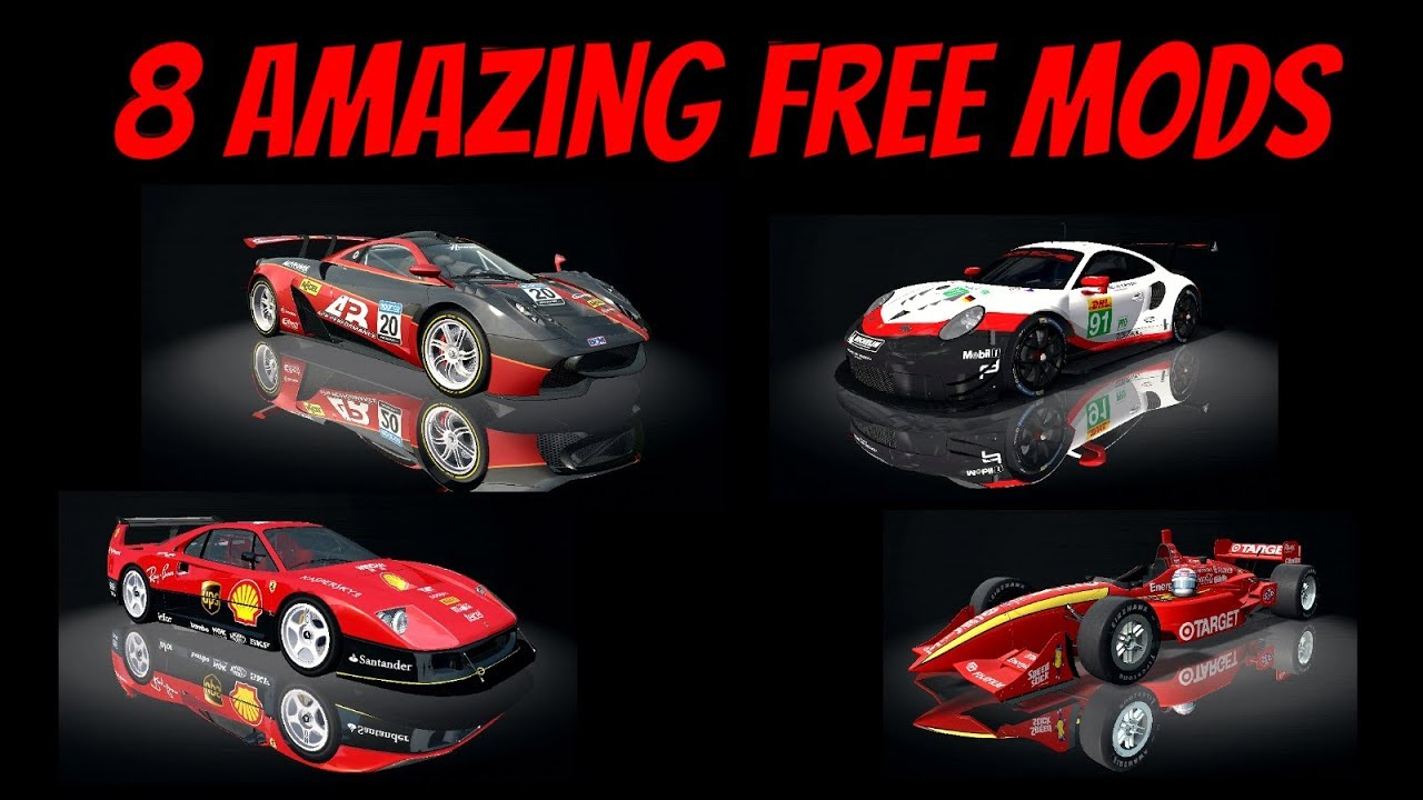 8 Free Must Have Automobilista Car Mods (2019 Best of Edition)