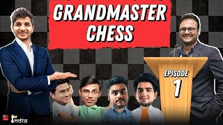 Grandmaster Chess Ep 01: Vidit Gujrathi's immortal against Vladimir Kramnik | ft. Biswa, Vaibhav