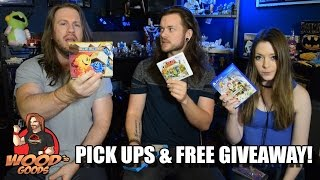 HUGE RETROPALOOZA VIDEO GAME PICK UPS! *FREE GIVEAWAY* | Wood