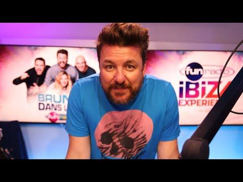 Fun Radio Ibiza Experience avec Martin Solveig (27/04/2018) - Best Of de Bruno dans la Radio