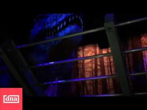 T.Rex says hi at Field Museum