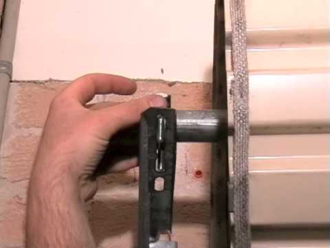 Chamberlain Roller Garage Door Installation Video Youtube