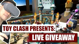 Toy Clash Presents: Daydream District Live Giveaway !