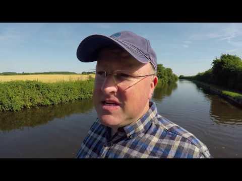17. Shropshire Union Canal Turn Back & Rope Snaps Causing Drifting Narrowboat