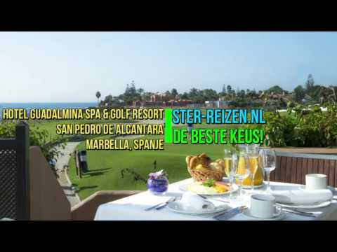 Hotel Guadalmina Spa Golf Resort Marbella Spanje Ster Reizen