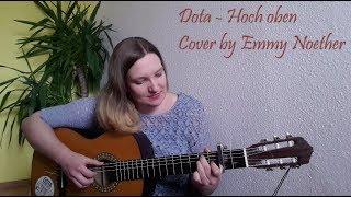Hoch oben (Dota Kehr) - Acoustic Cover