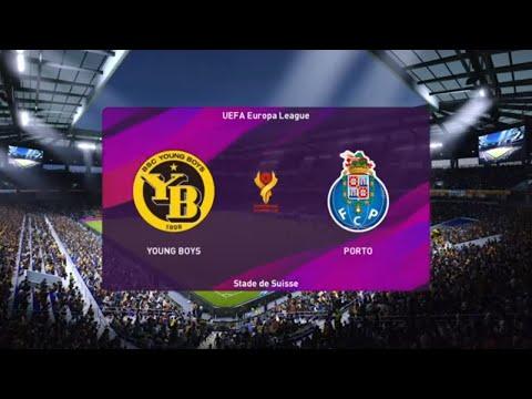 Янг Бойз-Порту Лига Европы 28.11.19 Прогноз