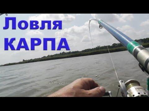 видео лов карпа от лодки получи и распишись баллонет видео