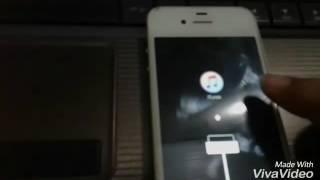 COMO DESBLOQUEAR SEU IPHONE 4S E DEMAIS DA TELA DO iTUNES, FÁCIL, FÁCIL:*) thumbnail