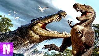 5 Mega Krokodile Aus Der Urzeit – Die Größten Krokodile Aller Zeiten