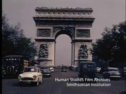 1960 Paris, France  Part 1