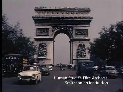 1960 Paris France Part 1 YouTube