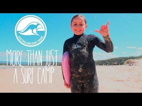 AST_ Kids Surf Camp In Australia 27 September 2016