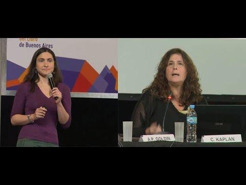 Goldin  - Kaplan  (Fundación Lúminis + Fundación El Libro - 2017)