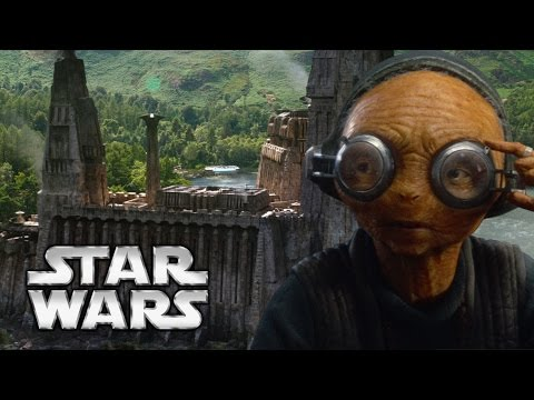 Everything We Know About Maz Kanata