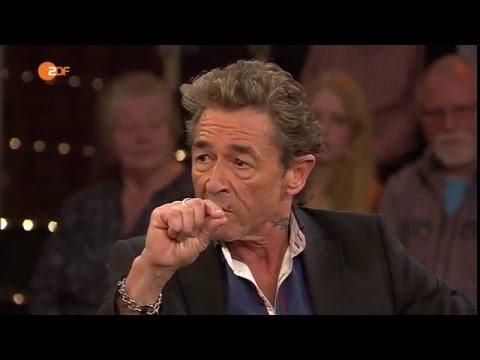 Peter Maffay bei Markus Lanz (ZDF) am 05.04.2016