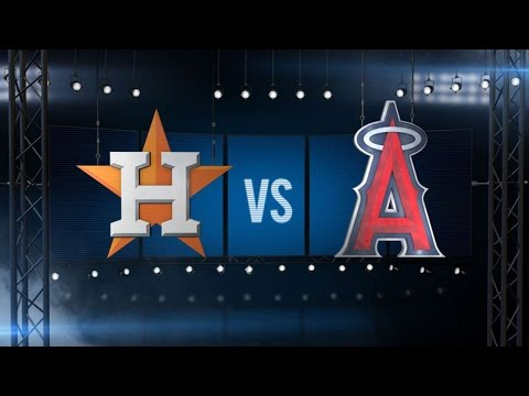 10/2/16: Chacin, Trout lead Angels over Astros