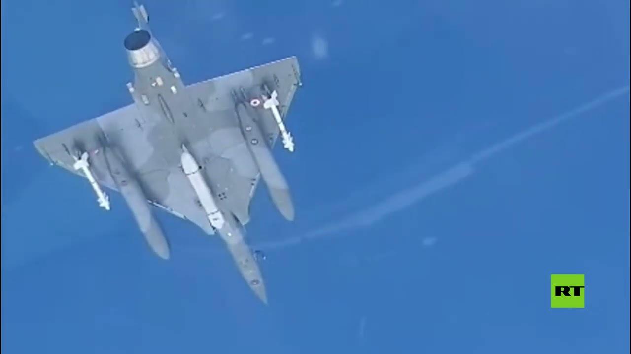 مقاتلة روسية تعترض 3 طائرات عسكرية فرنسية فوق البحر الأسود  - نشر قبل 32 دقيقة