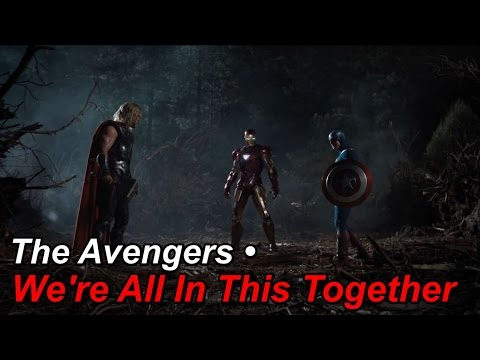 The Avengers • We're All In This Together
