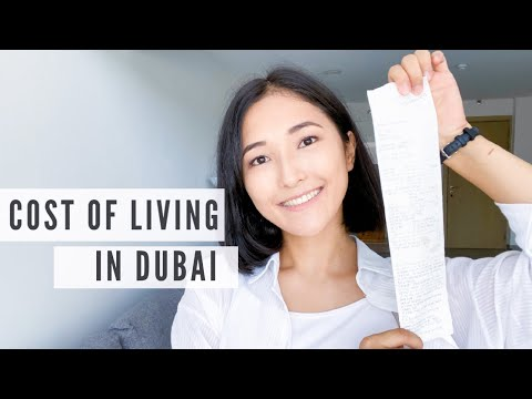 COST OF LIVING IN DUBAI 2020 | RENTING APARTMENT | ALL THE EXPENSES
