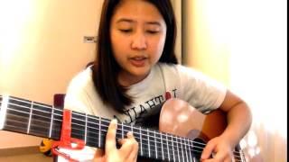 magkabilang mundo acoustic cover by zarina