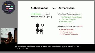 A Secure Vault - implementing authorization middleware with Casbin - JuniorDevSG