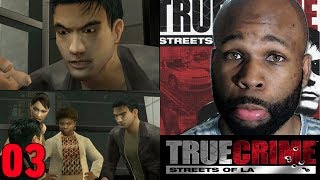 True Crime Streets of LA Gameplay Walkthrough Part 3 - Spa Infiltration