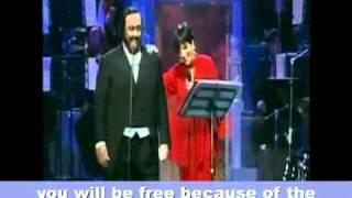 New law, new law - Pavarotti & Minnelli feat. la Sora Cesira