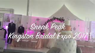 Vlog#16  Kingston Bridal Expo Sneak Peak
