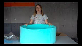 Romana Airpool Детский сухой бассейн (бирюзовый)