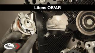 Gates t43219 installation video - English