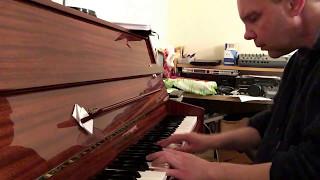 Starsky & Hutch theme (Tom Scott) - Robert Sinclair on piano