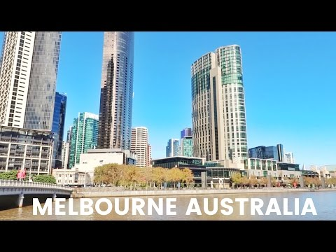 Sightseeing In Melbourne Australia 2017