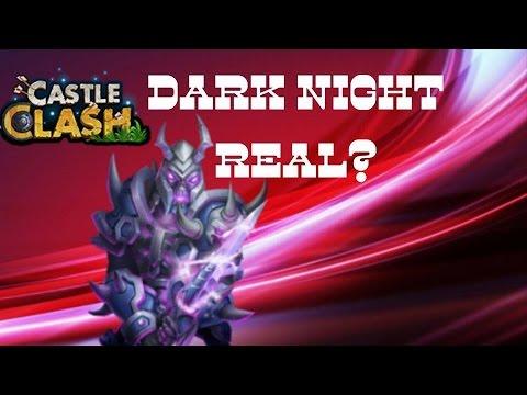 Castle Clash: Death Knight!!!