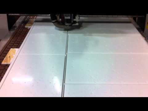 "Multi Craft Plastics MultiCam CNC Routing 3/4"" HDPE (High Density Polyethylene) Sheet"