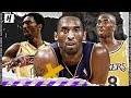 Kobe Bryant's BEST 100 Plays & Moments Of His NBA Career